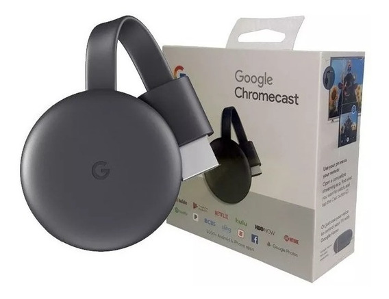 Chromecast Hdmi 1080p Original Google