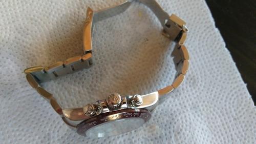 Relógio Rolex Caixa De Aço