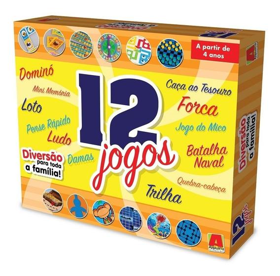 12 Jogos Jogo Educativo - Algazarra