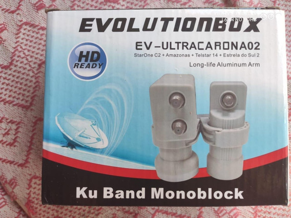 Lnb Carona 2x1 - Evolutionbox