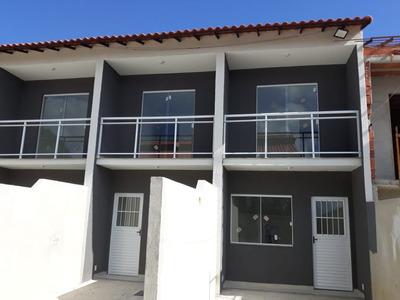 Lindas Casas Duplex Com 2 Quartos Em Monjolos.