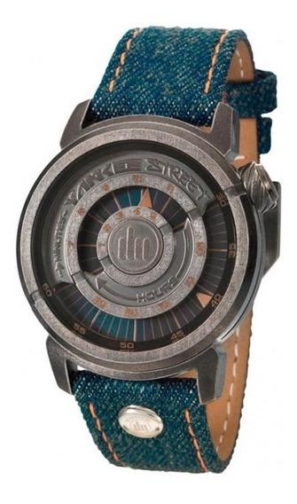 Relógio Yankee Street Feminino - Ys38212a - Cor Azul/cinza
