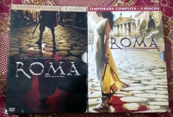 Série Roma Temporadas 1 E 2 Completa