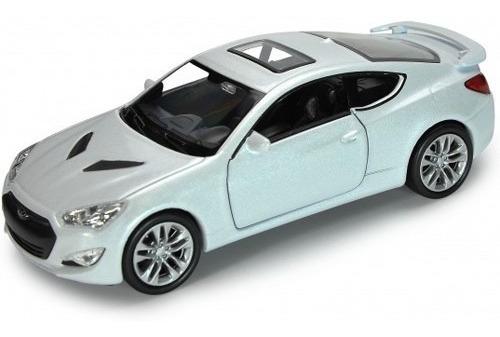Hyundai Génesis Ii Coupe Esc 1/36 Welly Ploppy 373069