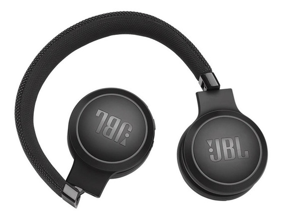 Fone De Ouvido Headphone Bluetooth Jbl Live 400bt Preto