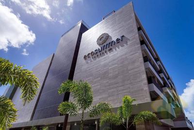 Lançamento! - Apartamento Com 1 Dormitório À Venda, 50 M² Por R$ 373.000 - Tambaú - João Pessoa/pb - Cod Ap0757 - Ap0757