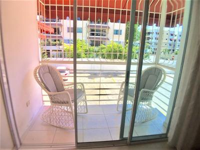 Apartamento En Alquiler Amueblado En Arroyo Hondo