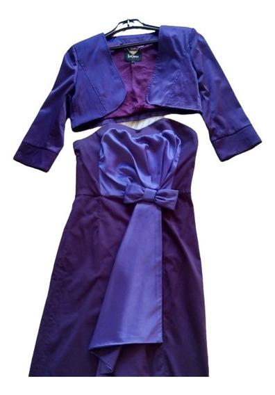 Vestido Formal Las Oreiro