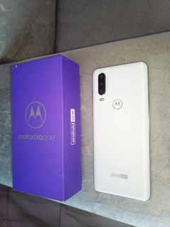Motorola One Action 128gb Branco