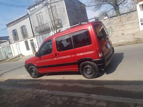 Imagen 1 de 15 de Peugeot Partner Patagónica 2011 1.6 Vtc