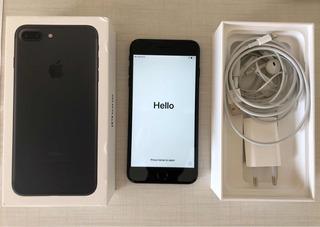 iPhone 7 Plus 256 Gb Preto Fosco (sem Detalhe)
