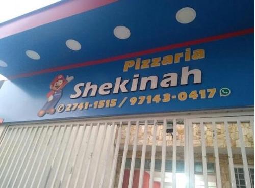 Imagem 1 de 6 de Oportunidade!!!pizzaria Funcionando Em São Paulo/sp