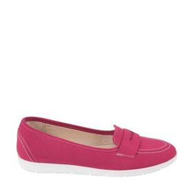 Zapato Confort Shosh 919 Cof 824986 Suela Antiderrapante