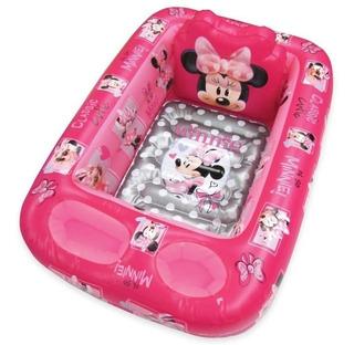 Tina Bañera Minnie Mouse Inflable Portatil