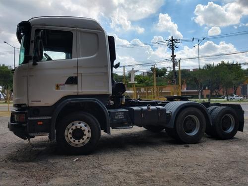 Scania G440  A 6x4  2014
