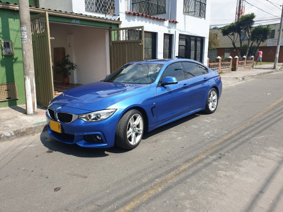 Impecable Bmw Serie 4 Gran Coupe