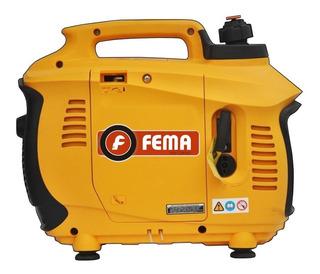 Grupo Electrógeno Generador Inverter Fema 220v 2500w 8,7a