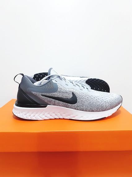 Tênis Feminino Odyssey React Original Nike Cinza Preto N. 39