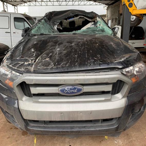Ford Ranger 2.2 4x4 Aut 2019 - Sucata Para Retirar Peças