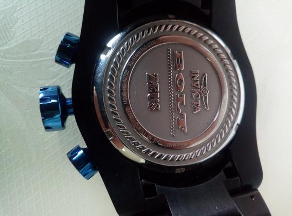 Relógio Invicta Preto Azul