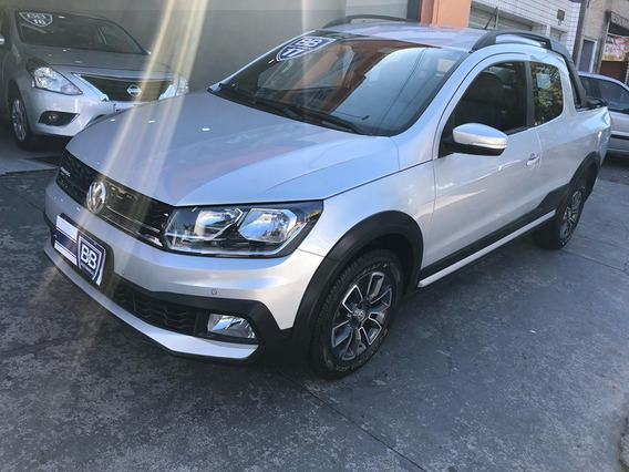 Saveiro Cross Dupla 2017 1.6 Flex Unico Dono 53.000km