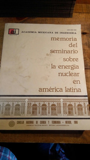 Libro Seminario Sobre Energía Nuclear