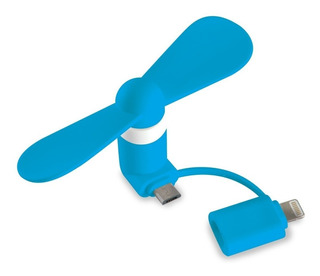 Ventilador Mini Usb Para Celular iPhone Android