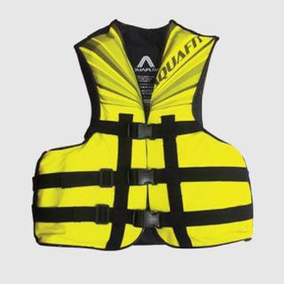 Chaleco Aquafloat Aquafit 3 Tiras (no Envios)