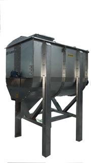 Misturador Horizontal 1000 Litros - 500 Kg
