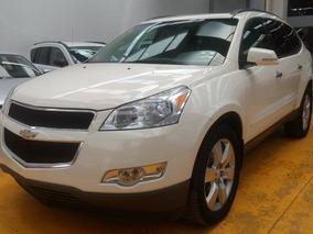Chevrolet Traverse 3.6 Lt B Piel Quemacocos At 2011