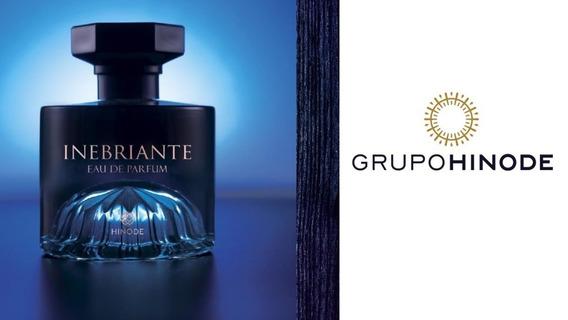 Hinode Conjunto Com 2 Perfumes Masculino Inebriante