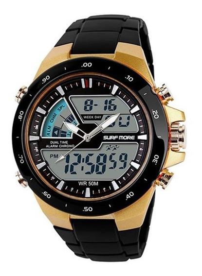 Relógio Surf More Feminino Esportivo 20026391m