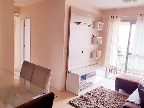 Apartamento Com 3 Dormitórios À Venda, 61 M² - Vila Lageado - São Paulo/sp - Af19379