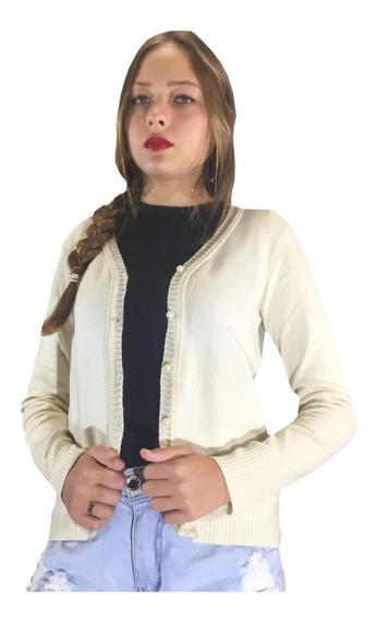 Casaco Feminino Blusa Da Moda De Frio Tricot Manga Longa