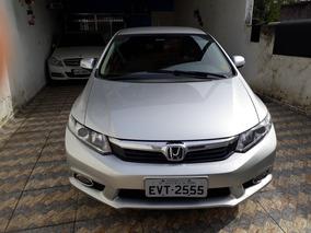 Honda Civic 1.8 Lxl Flex Aut. 4p 2012