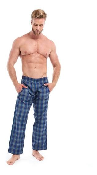 Pantalón Pijama Borkan Gio Narciso Verano 100% Algodón