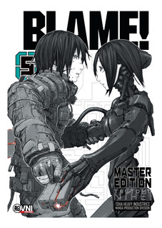 Manga, Kodansha, Blame! Master Edition Vol.5 Ovni Press