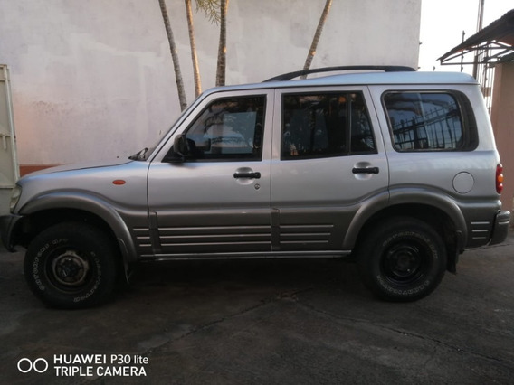 Mahindra Scorpio Turbo 2.6 Dx 2005