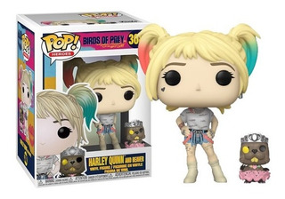 Funko Pop Birds Of Prey Harley Quinn 308 Nuevo Vdgmrs