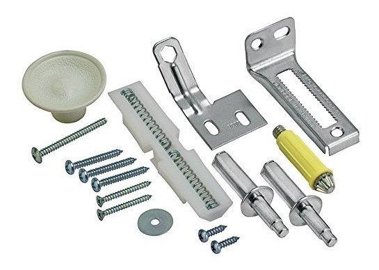 Richelieu 9-1151 Bi-Fold Door Hardware Kit Door with 2 Panels. Set of 1