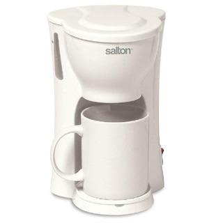 Salton Una Taza De Espacio Ahorrando Cafetera