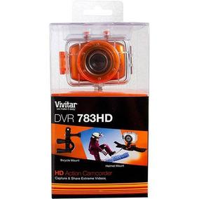 Câmera Vivitar Filmadora De Ação Prova D