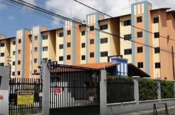 Apartamento Em Cambeba, Fortaleza/ce De 45m² 2 Quartos À Venda Por R$ 160.000,00 - Ap263860