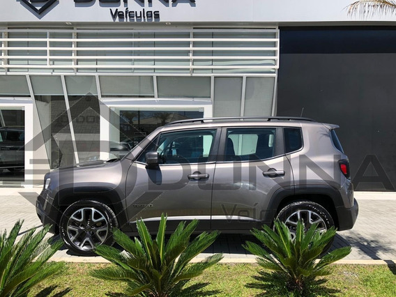 Jeep Renegade - 2018 / 2019 1.8 16v Flex Longitude 4p Automá