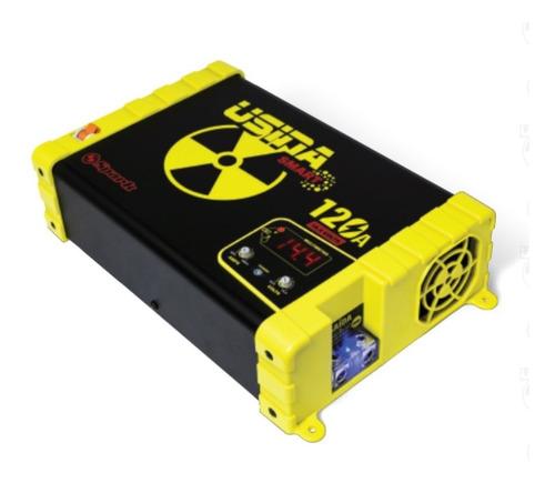 Fonte Carregador Bateria Usina Spark 120a Plus 12v Bivolt