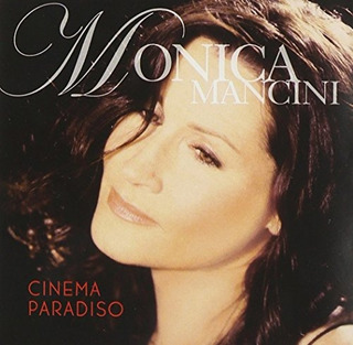 Cd : Monica Mancini - Cinema Paradiso (cd)