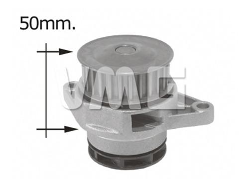 Bomba De Agua Volkswagen Gol 1000 8v. 1.6 Gol V Vii