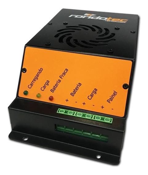 Controlador De Carga Solar 12/24v 20a Monitorado Snmp