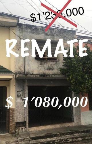Remodele Esta Casa En El Centro De 7 Cuartos Todos Separados, Super Oportunidad !!!
