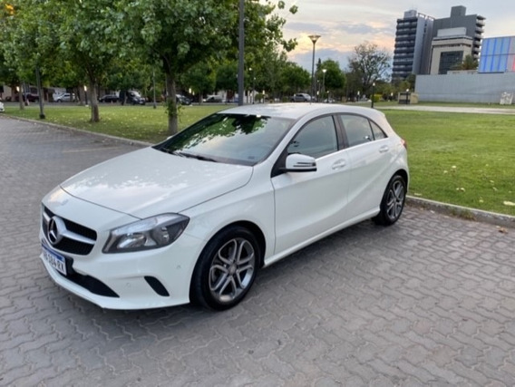 Mercedes-benz Clase A200 Urban 156cv 2017 Cja.aut. Impecable